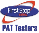 First Stop safety PAT Testers and Training